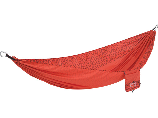 Therm-a-Rest Slacker Hangmat Double-High, cayenne